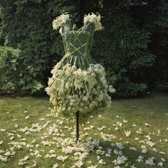 Weedrobes is a series of ephemeral sculptures linking our dysfunctional relationship to both our bodies and the environment. It points the c...