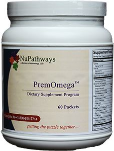 This is a combination of the highest quality EPA and DHA (essential fatty acids) that ensure adequate daily requirements. These nutrients cannot be produced by the body and must be supplied by diet.