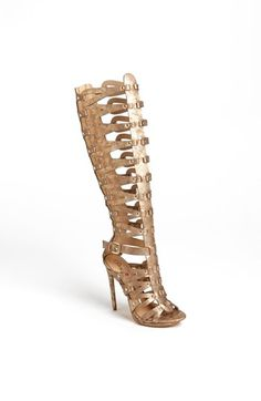 bec060024621 Penny Loves Kenny  Conduct  Bootie in gold. Nordstrom Bootie Boots