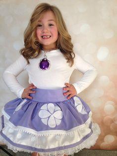 "Disney Princess Sofia the first  inspired ""grow with me"" apron/dress….Birthday…Halloween…Disney trip dress!! by LuLuandE on Etsy https://www.etsy.com/listing/209355905/disney-princess-sofia-the-first-inspired"