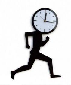 Image result for decoupage clock modern