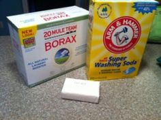Make your own laundry detergent for a fraction of the cost! http://patch.com/A-nz8d