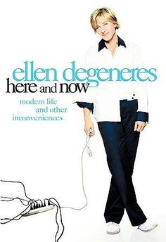 Notorious funnywoman Ellen DeGeneres is back in the environment where she first made a name for herself: alone, on stage, telling jokes in front of a live audience. Filmed at New York City's legendary