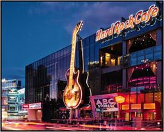 Hard Rock Cafe..Las Vegas
