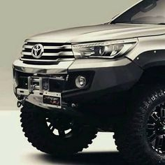 26 Greece Trying to make a collection about off-road. Toyota Hilux, Toyota 4x4, Toyota Trucks, Toyota Tundra, 4x4 Trucks, Toyota Tacoma, Diesel Trucks, Toyota Fortuner 2016, Fj Cruiser
