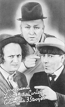 The Three Stooges - many Saturday mornings watching cartoons, I remember watching them but I decided when I got older that I didn't really like their physical brand of comedy.  Moe always seemed like a bully to me.