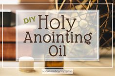 Did you know that you can make an anointing oil like the one used in the BIble? Come get the recipe to the DIY Holy Anointing Oil for yourself. Essential Oils Room Spray, Yl Essential Oils, Essential Oil Blends, Anointing Oil Prayer, Annointing Oil, Oil Substitute, Healing Oils, Best Oils, Young Living Oils