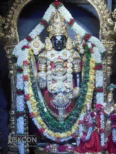 Sri Srinivasa Govinda @ ISKCON Bangalore