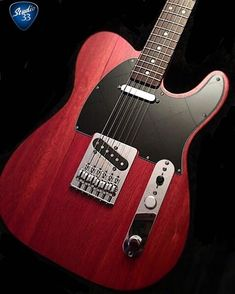 #TeleTuesday! Check out this cool looking custom built #telecaster from @byoguitar Show us yours with hashtag #studio33guitar