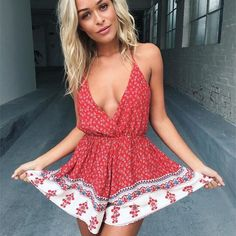Cute playsuits -www.tigermist.com.au. FREE EXPRESS SHIPPING TO USA NZ AND AUS on orders over $80