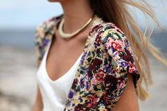 i love flower print!!!