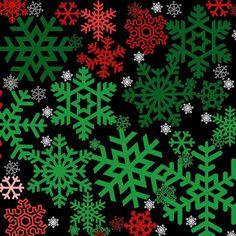 Doodlecraft: Freebie Week: Snowflakes!