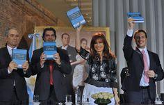 """Nuevo Código Civil y Comercial de la Nación Argentina -- """"El código (civil) que hasta ahora regía fue elaborado por Vélez Sarsfield y aprobado por el Congreso sin debate y a libro cerrado. Hoy la sociedad argentina tiene una gran madurez y exige reglas que la tengan"""""""