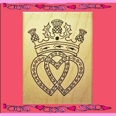 1000 images about celtic heart rubber stamps on pinterest for Post office design your own stamps