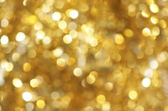 Gold Sparkling Background