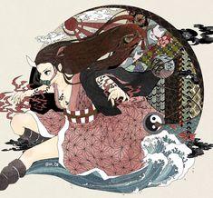 Demon Slayer, Slayer Anime, Taisho Era, Flesh Eating, Take Shelter, Bts Drawings, Naruto Uzumaki, Live Action, Aesthetic Anime