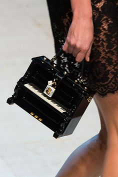cdd715b9df8 Dolce  amp  Gabbana Miss Dolce Piano Wood  amp  Snakeskin Top-Handle Bag  Couture