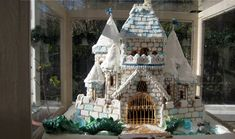 Gingerbread Houses at WomansDay.com - Gingerbread House Ideas - Woman's Day