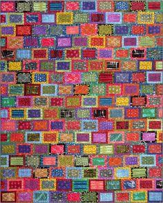 Brix quilt pattern