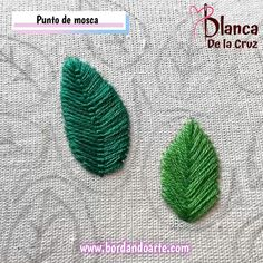 19 puntadas diferentes para bordar hojas Libro de bordado página 6 - YouTube Hand Embroidery Patterns Flowers, Hand Embroidery Projects, Hand Embroidery Videos, Embroidery Stitches Tutorial, Creative Embroidery, Simple Embroidery, Hand Embroidery Stitches, Hand Embroidery Designs, Embroidery Techniques