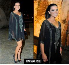 Mariana Rios | Hall Social