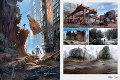 Fallout 4 features more art than any game we've ever done. Which, naturally, means <em>The Art of Fallout 4</em> is the biggest art book that we and our friends at Dark Horse have ever created. This collectible book weighs in at 368 oversized pages, packed with never-before-seen designs, concept art, character art, weapons and more – along with commentary from the team here at Bethesda Game Studios.