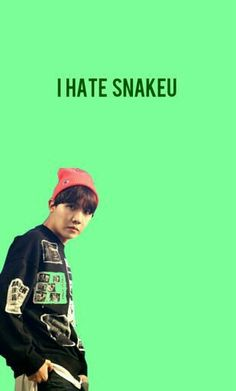 "BTS J-hope ""I hate snakeu"" wallpaper ℓιкє тнιѕ ρι¢? fσℓℓσω мє fσя мσяє @αмутяαи444"