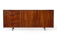 Erling Torvits Klim Møbelfabrik Rosewood Sideboard