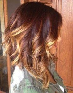 simetric hair