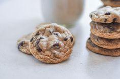 mini whole wheat choc cookies