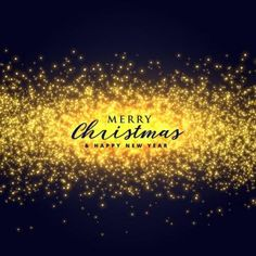 golden sparkles glitter abstract background for christmas festival