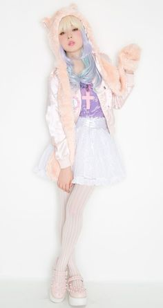 Garota Japonesa- Pastel Gotch <3 I LOVE IT! ^--^