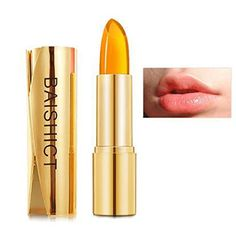 YABINA Cosmetics Long Lasting Lipstick Translucent Moisturize Jelly Lipstick Lip Gloss Lip Balm Orange >>> Read more reviews of the product by visiting the link on the image.Note:It is affiliate link to Amazon. #picoftheday