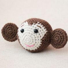 My firstborn. My challenge :) Monkeys are curious, mischievous and clever. They love to play. Crochet Tutorials, Diy Crochet, Crochet Toys, Crochet Projects, Chinese New Year Zodiac, Knitting Patterns, Crochet Patterns, Crochet Monkey, Diy Stuffed Animals