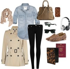 """""""Spring Travel"""" by just-heidi on Polyvore"""