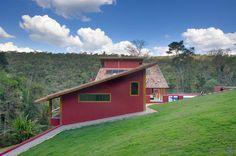 Casa da mata / Arquiteto: David Guerra