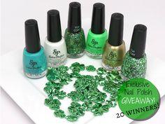 nail polish giveaway