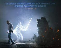Savior, Jesus Christ, Peter 5 8, Roaring Lion, Black Abstract, In The Flesh, Warfare, Bible Verses, Photography