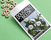 Great April Fools Day Joke Doughnut Seeds Set of 3 Kits