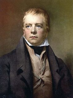 Walter Scott (August 15, 1771 – September 21, 1832) British historical novelist, playwright, and poet (famous titles include Ivanhoe, Rob Roy, The Lady of the Lake, Waverley, The Heart of Midlothian and The Bride of Lammermoor).