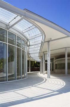 Gallery - Brooklyn Botanic Garden Visitor Center / Weiss / Manfredi - 2