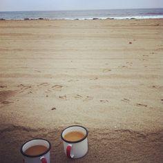 Coffee & Beach-LOVE