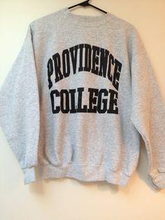Vintage Providence College Sweatshirt by 21Vintage on Etsy, $25.00