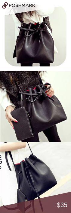 Spotted while shopping on Poshmark: Bucket bag! #poshmark #fashion #shopping #style #Handbags