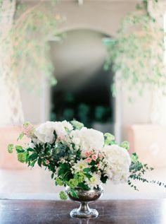 Home Decor Inspiration   Spring Floral Arrangement.