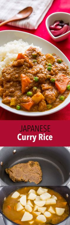 Japanese Curry Recipe - Delicious Techniques