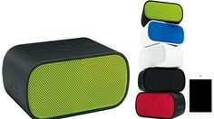 Logitech UE Mobile Boombox. Under $100. This would be nice to own.