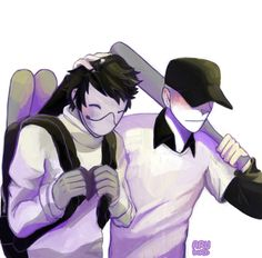 Off Mortis Ghost, Off Game, Over The Rainbow, Cute Kids, We Heart It, Fandoms, Tumblr, Fan Art, Games