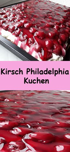Kirsch Philadelphia Kuchen - Famous Last Words Toddler Smoothie Recipes, Smoothie Recipes With Yogurt, Smoothies With Almond Milk, Healthy Breakfast Smoothies, Healthy Dessert Recipes, Snack Recipes, Cake Recipes, Cupcakes, Fall Desserts