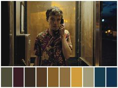 The End of the F***ing World Movie Color Palette, Colour Pallette, Colour Schemes, Rauch Fotografie, Color In Film, Justin Brown, Ben Brown, Cinema Colours, Image Film